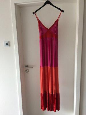 Farbenfrohes Sommerkleid