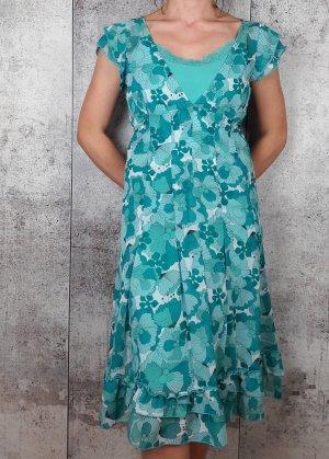 Farbenfrohes Sommerkleid von S.Oliver