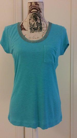 farbenfrohes T-Shirt Gr. M