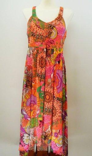 Farbenfrohes Träger-Kleid von Comma