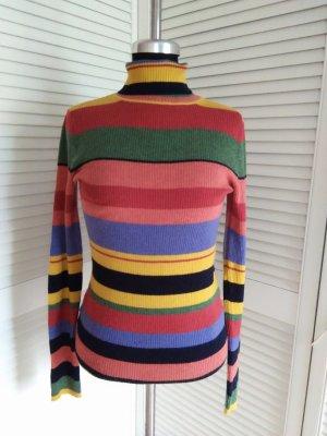 Conleys Turtleneck Sweater multicolored mixture fibre