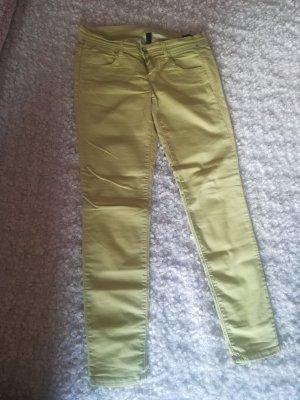Benetton Jeans Trousers primrose