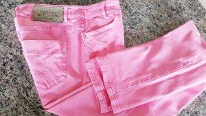 Marc Cain Jeans slim rose coton