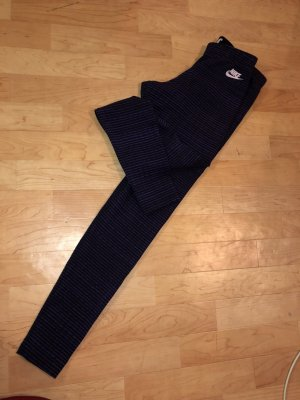 Nike Sweat noir-violet