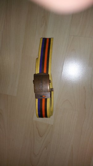 Miss Sixty Belt yellow-red