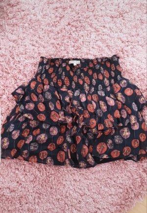 Skater Skirt dusky pink-blue