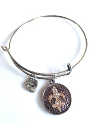 Fashion Armband Silber Gold mit Anhänger