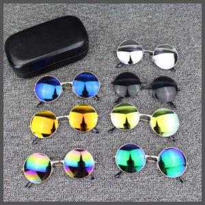 Zonnebril veelkleurig
