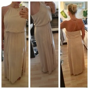 Fashion Dress in beige von H&M
