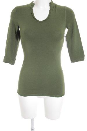 fashion duke Longshirt grün
