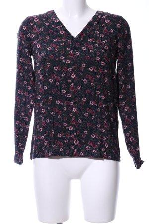 Fashion hero for s.Oliver Slip-over blouse lila-roze volledige print