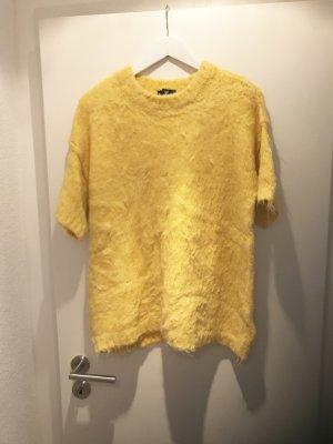 Fashion It Pullover Zitronengelb