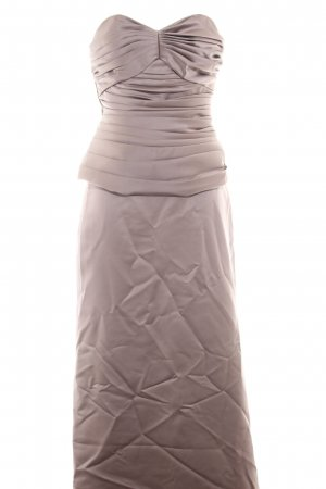 Fashion New York Evening Dress grey lilac elegant