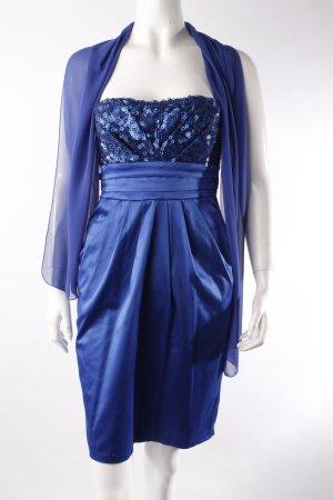 Fashion New-York Abendkleid Pailletten