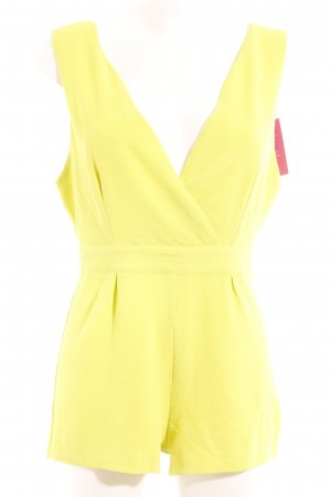 Fashion Union Jumpsuit neongrün Casual-Look