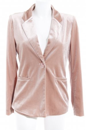 Fashion Union Long-Blazer altrosa Elegant