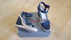 Fashion Wedges mit High Heel Gr. 39 NEU