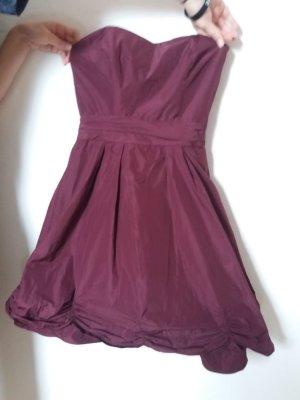 Fashionart Vestido strapless multicolor