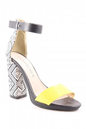 Fashionchick High Heel Sandal multicolored urban style