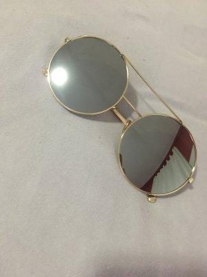 fashionnova runde große Sonnenbrille
