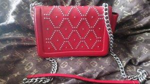 Zara Woman Clutch red