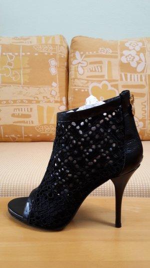 FAST NEUE schwarze MISS SIXTY Sandalen Modell 'Alina'