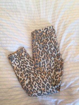 Fast ungetragene Leoparden Jeans von Joe's, Größe 36