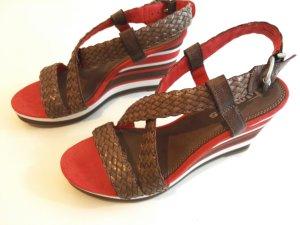 Faszinierende Sommer Keil-Sandalen