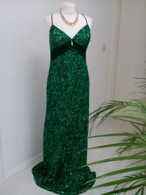 Faszinierendes Abendkleid im Meerjungfrauenstil