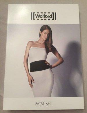 Wolford Ceinture en tissu noir polyamide