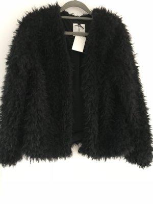 Faux Fur Cardigan neu mit Etikett