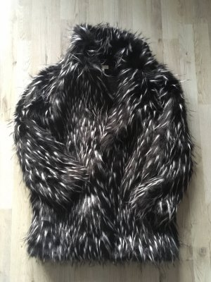 Faux-Fur Felljacke