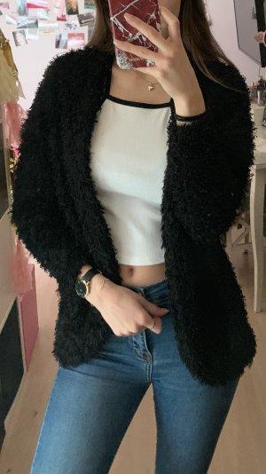 H&M Short Jacket black