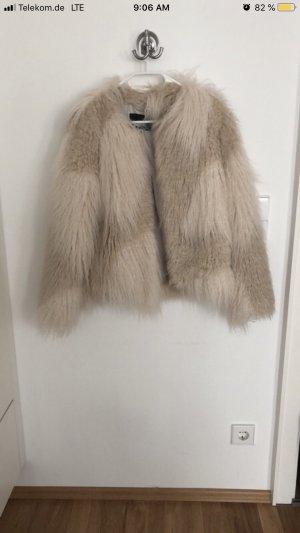 Faux Fur Jacke von SET