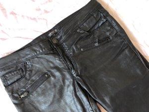 Review Pantalone in pelle nero