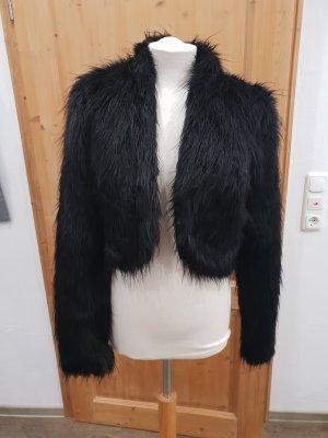 Only Fur Jacket black