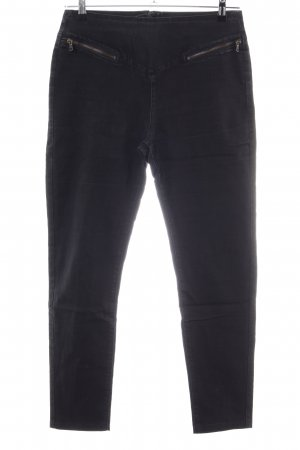 FB Sister Stretch jeans zwart casual uitstraling