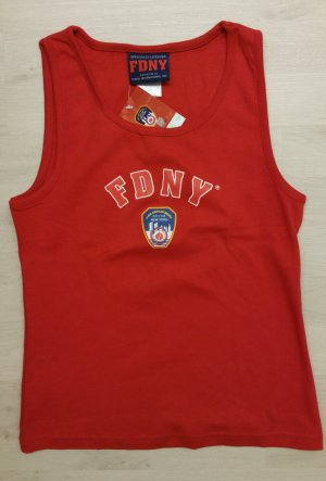 """FDNY  """"Fire department New York""""  Top in rot"""