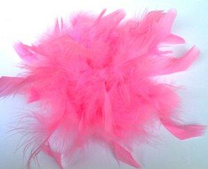 Brooch light pink
