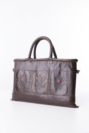 Carry Bag brown leather