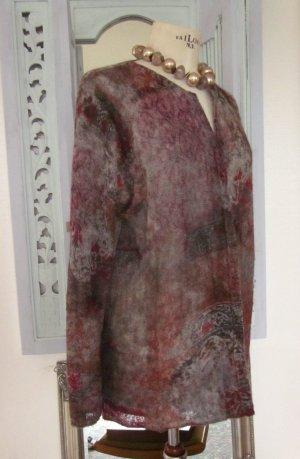 Brax Veste en laine multicolore laine alpaga