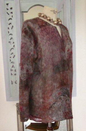 Brax Wollen Jack veelkleurig Alpacawol