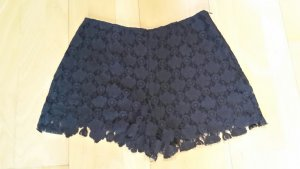 Mango Hot Pants black