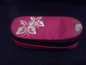 Federmappe pink ....