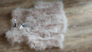 Taifun Fur vest light pink fur