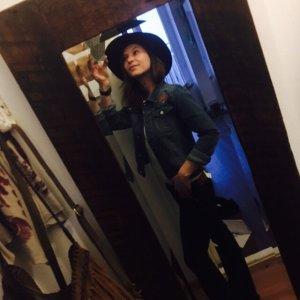 Kauf Dich Glücklich Wollen hoed zwart