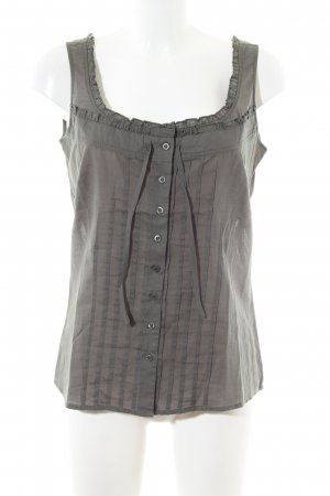 Feel Good Collection Blouse topje khaki casual uitstraling
