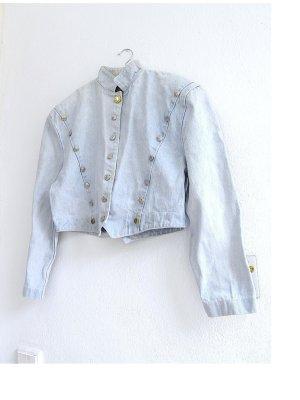 """""""Feel like Madonna"""" 80er Jeans-Kurzjacke"""
