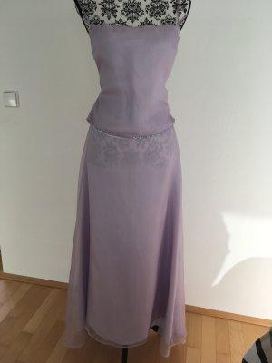 Woman Vestido Púrpura Zara Noche De F7w7Ozxn