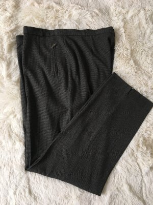 Fein karierte Vintage Stoffhose / Hose